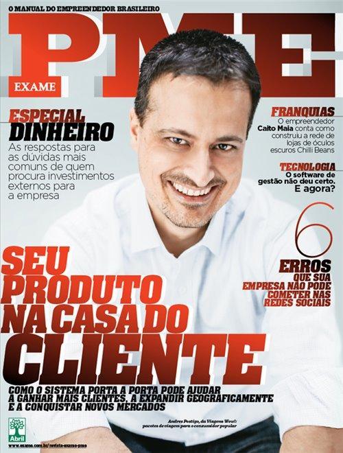 Andres Postigo Revista PME