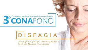 3º CONAFONO funciona mesmo - Congresso Nacional Online de Fonoaudiologia