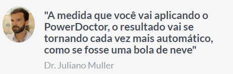 Power Doctor - Curso - Depoimento 02