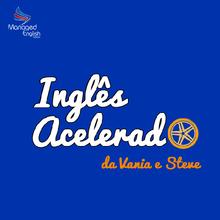 Inglês ACELERADO da Vania e Steve - Curso - Managed English