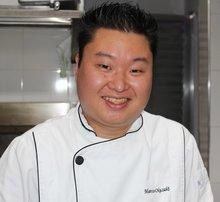 Chef Marcos Okazaki
