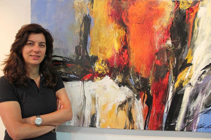O que é o Pintando com Eliane Pasquetti