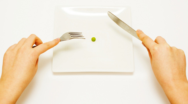 Porquê dietas mirabolantes não funcionam