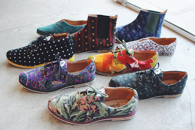 Produtos da Insecta Shoes