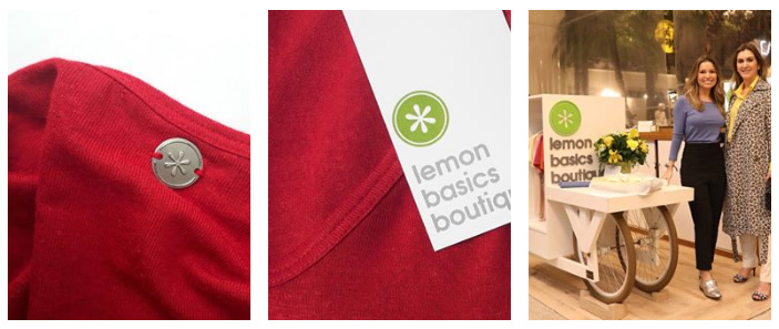 Produtos da Lemon Basics Boutique
