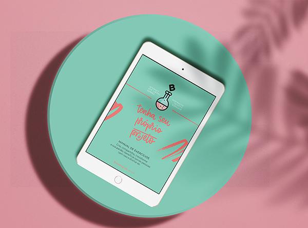 O que é o eBook Tenha seu Próprio Projeto