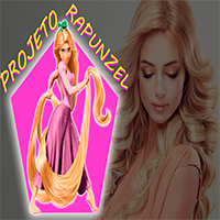 Projeto Rapunzel Método 2cm