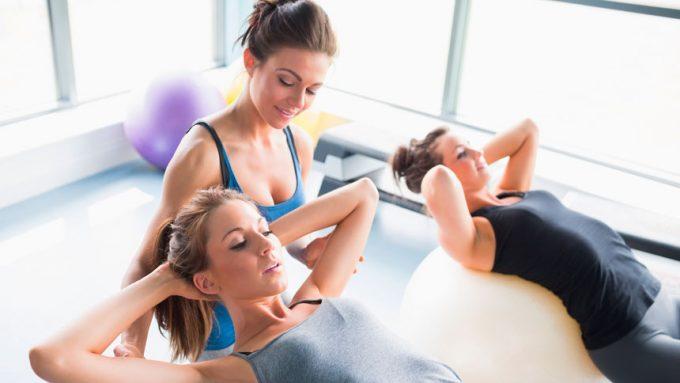 Aula Presencial (Pure Pilates)