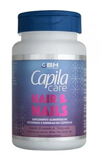 Capila Care Hairs & Nails