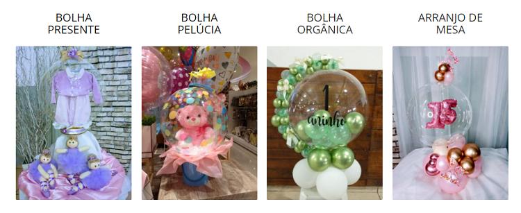 Decora Bubble Online - Modelos 01