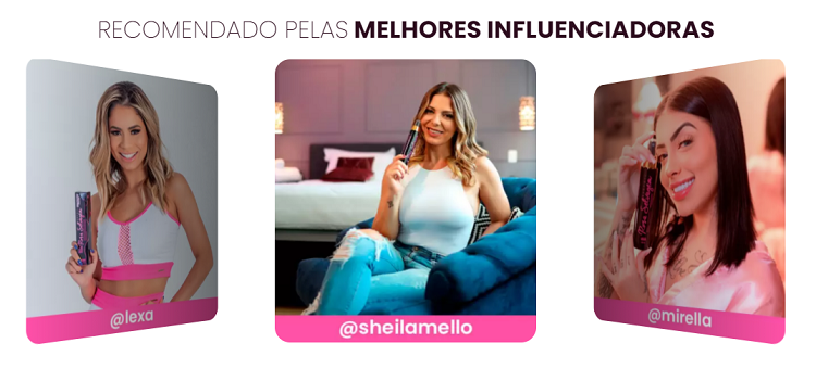 Rosa Selvagem Influencers